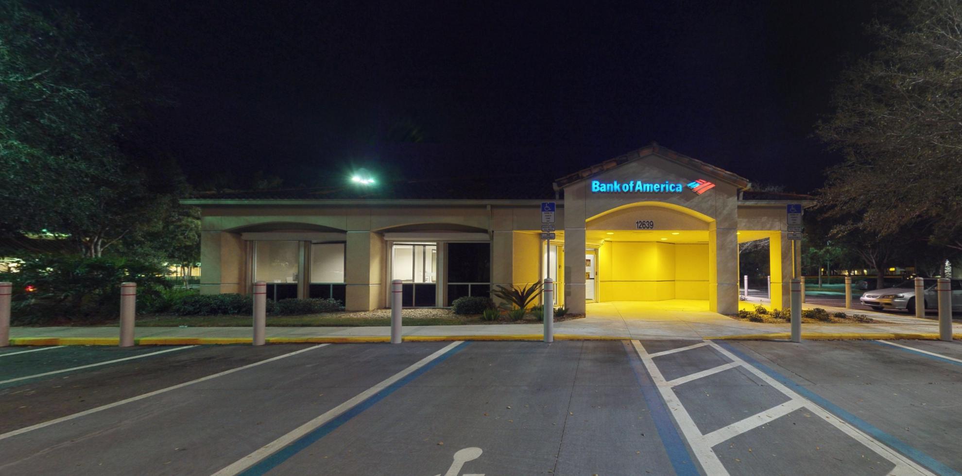 Bank of America financial center with drive-thru ATM | 12639 Tamiami Trl E, Naples, FL 34113