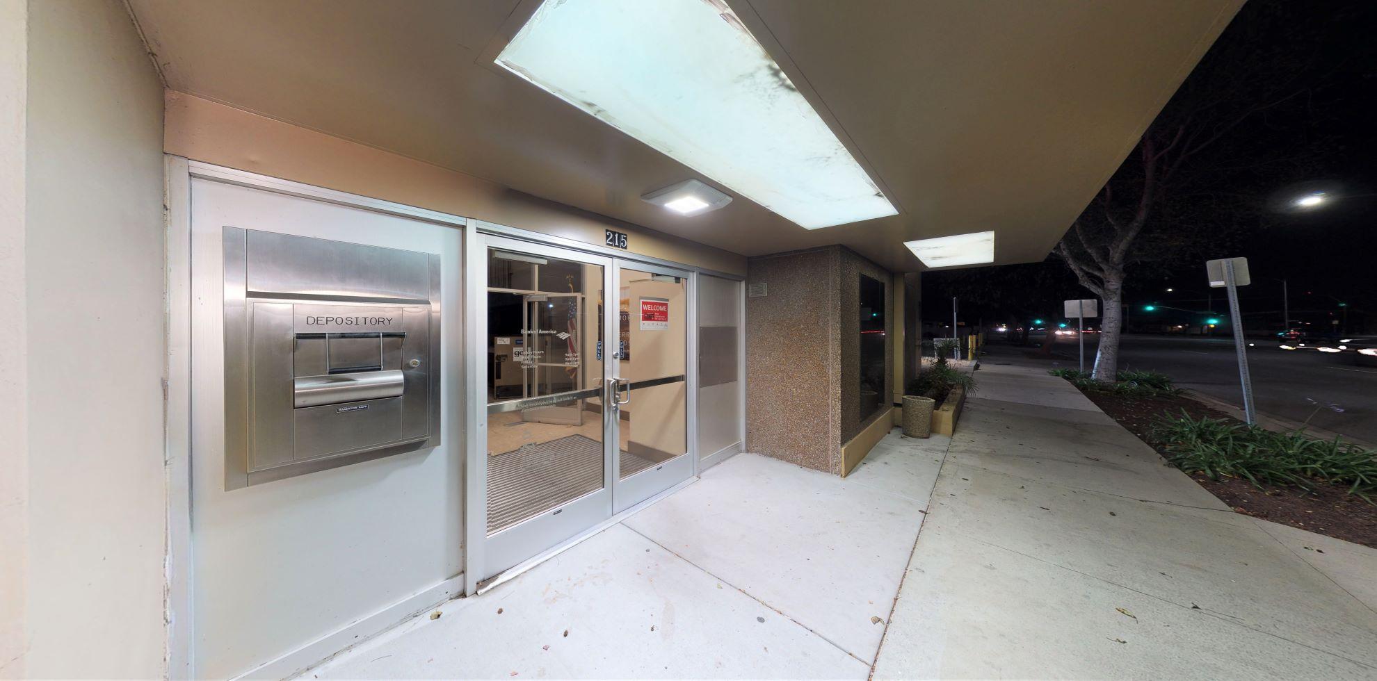 Bank of America walk-up ATM | 215 North H St, Lompoc, CA 93436
