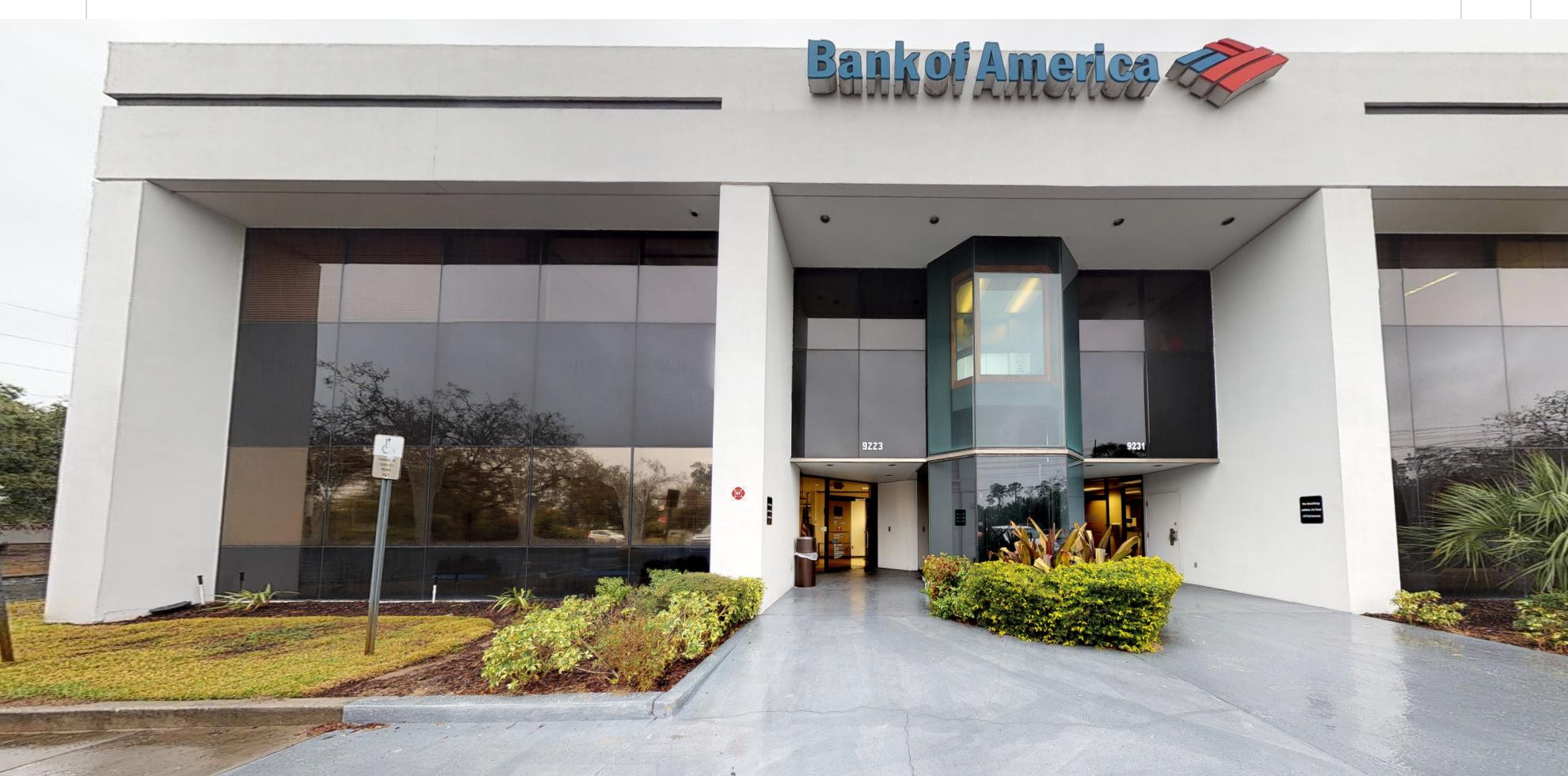 Bank of America financial center with drive-thru ATM | 9223 Cortez Blvd, Weeki Wachee, FL 34613