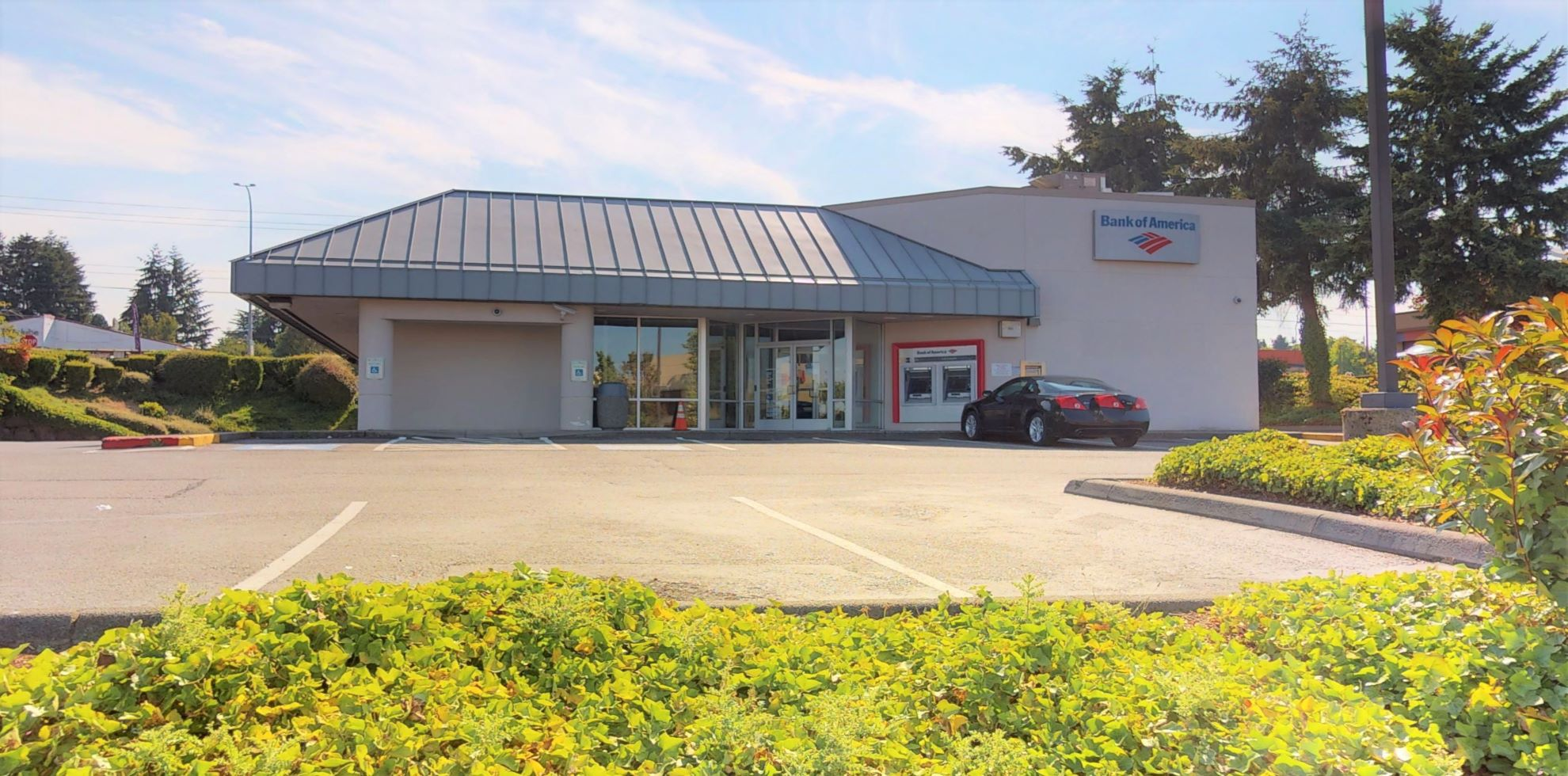 Bank of America financial center with walk-up ATM | 17803 108th Ave SE, Renton, WA 98055