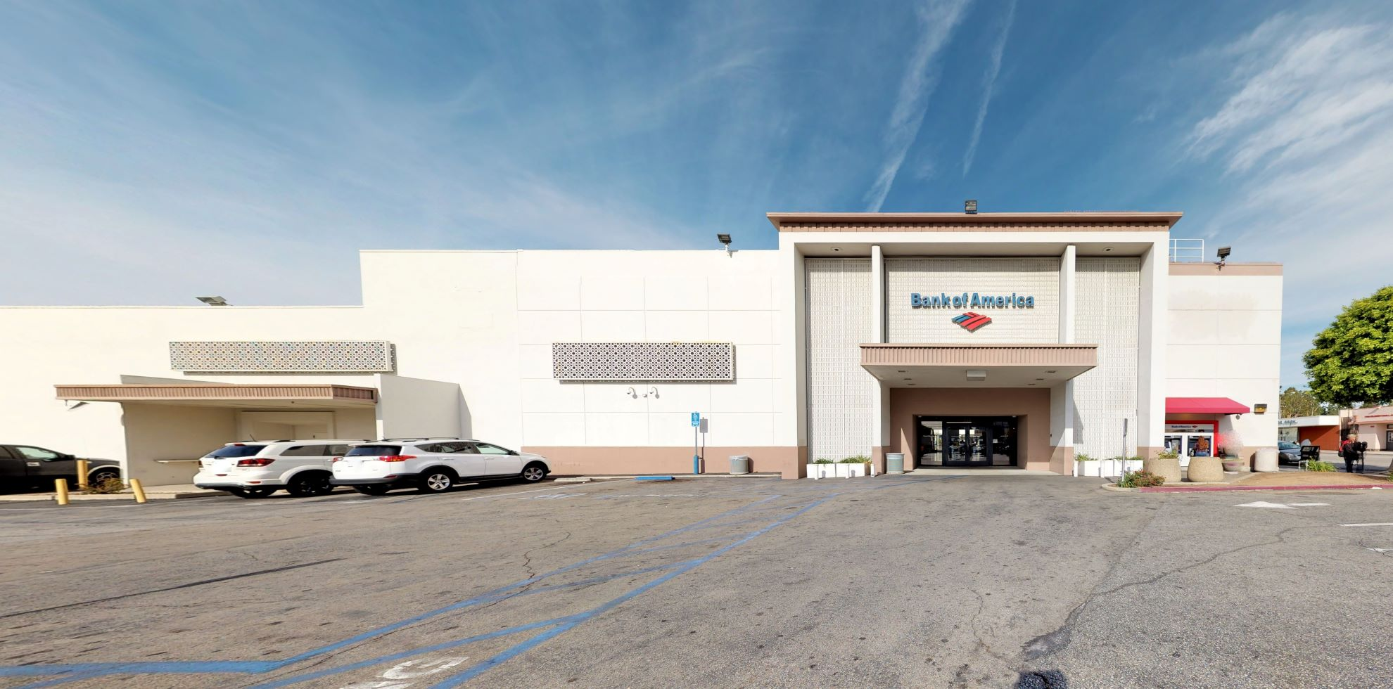 Bank of America financial center with walk-up ATM | 330 E Manchester Blvd, Inglewood, CA 90301