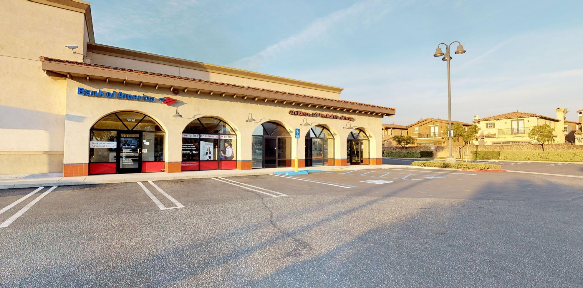 Bank of America Advanced Center with walk-up ATM | 2317 Huntington Dr, Duarte, CA 91010