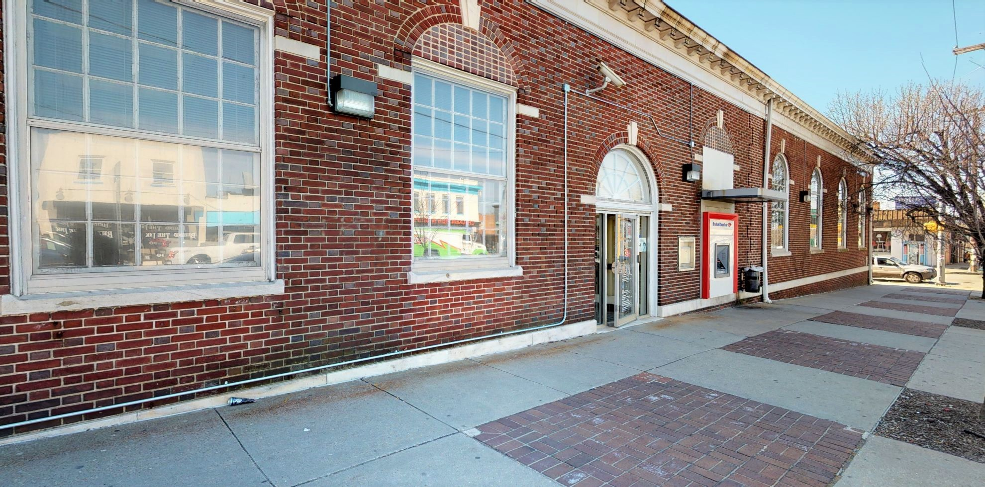 Bank of America financial center with walk-up ATM | 3601 S Hanover St, Baltimore, MD 21225