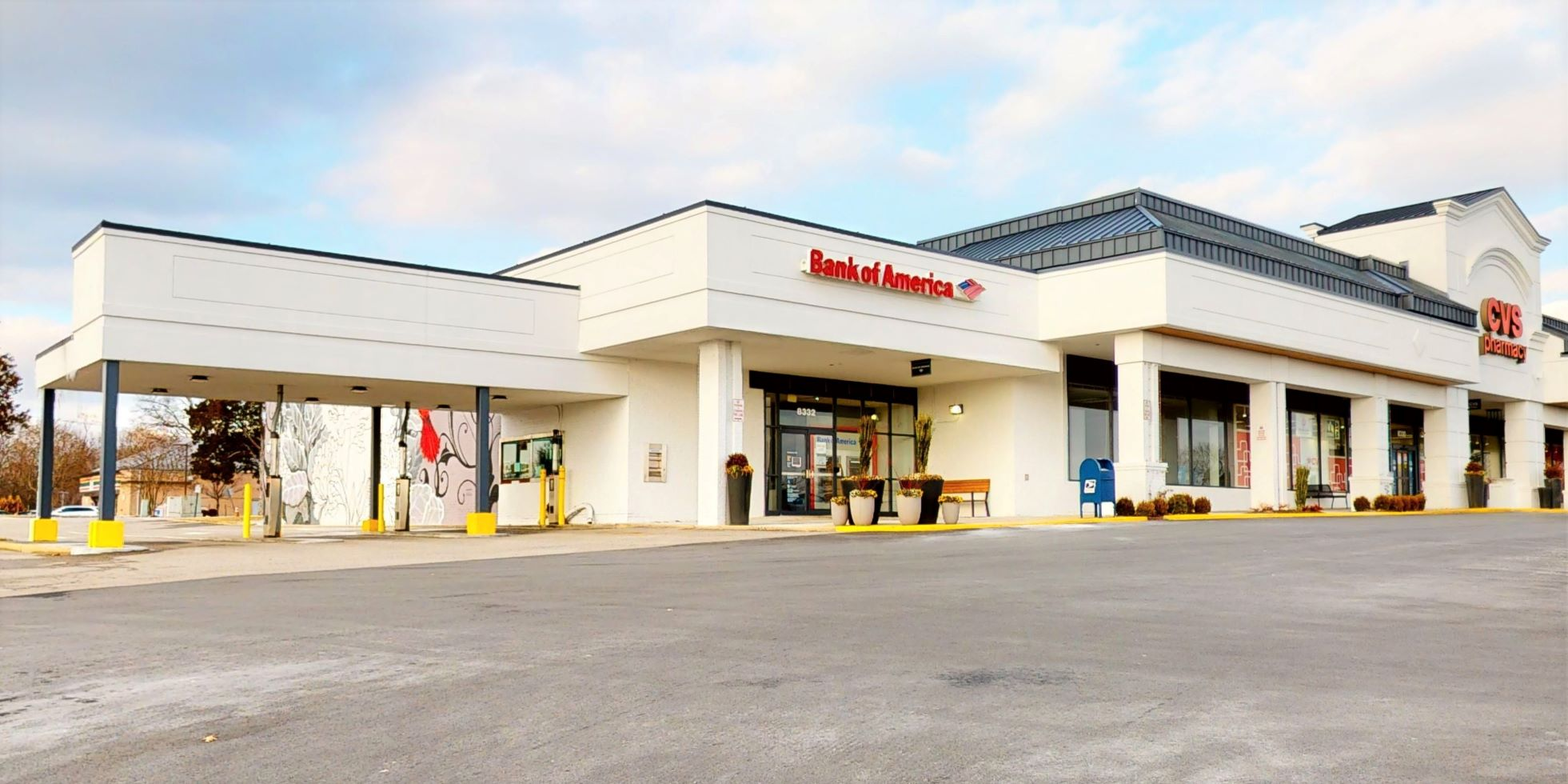 Bank of America financial center with walk-up ATM | 8332 Old Keene Mill Rd, Springfield, VA 22152