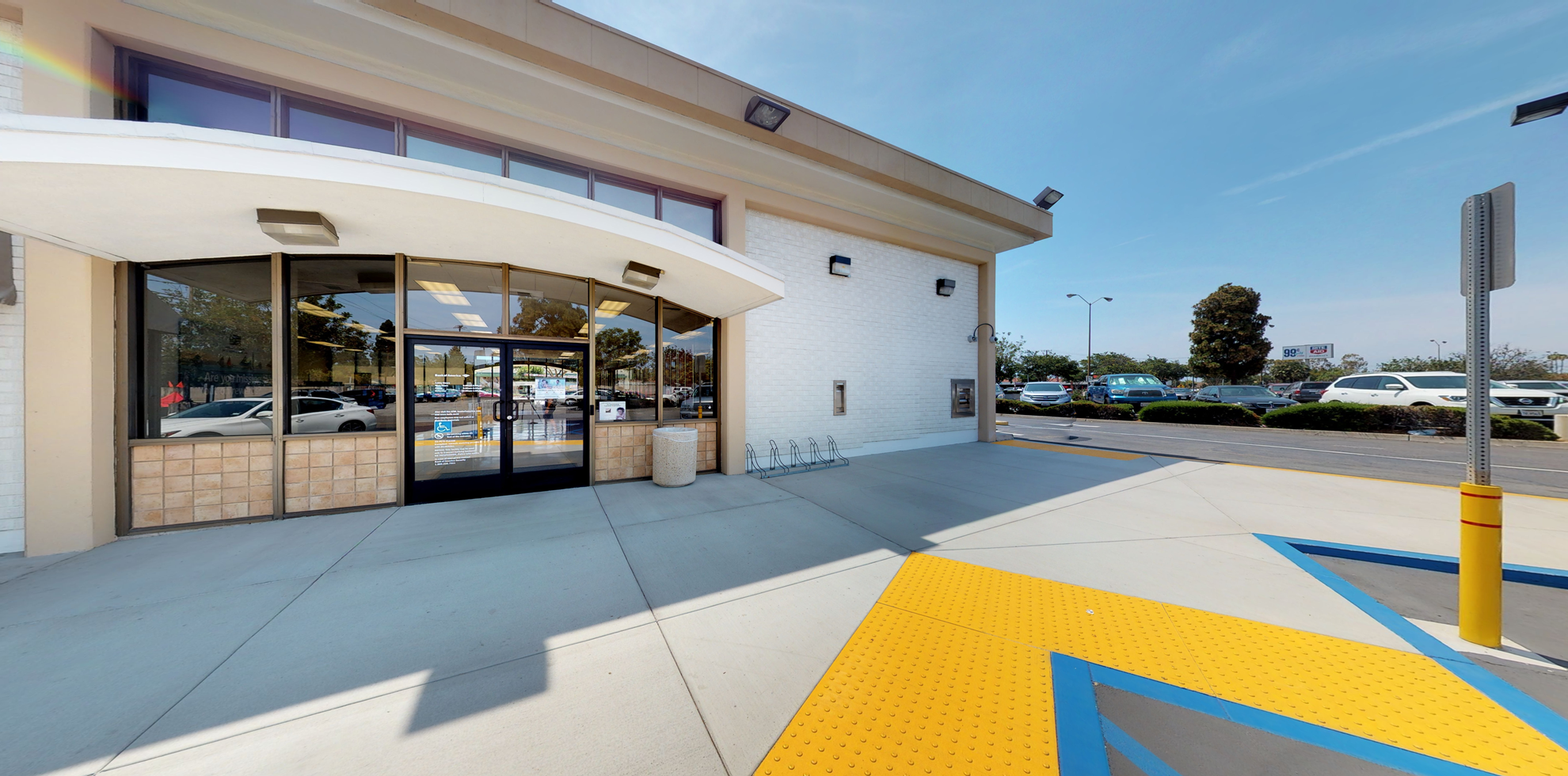 Bank of America financial center with drive-thru ATM | 12421 Valley View St, Garden Grove, CA 92845