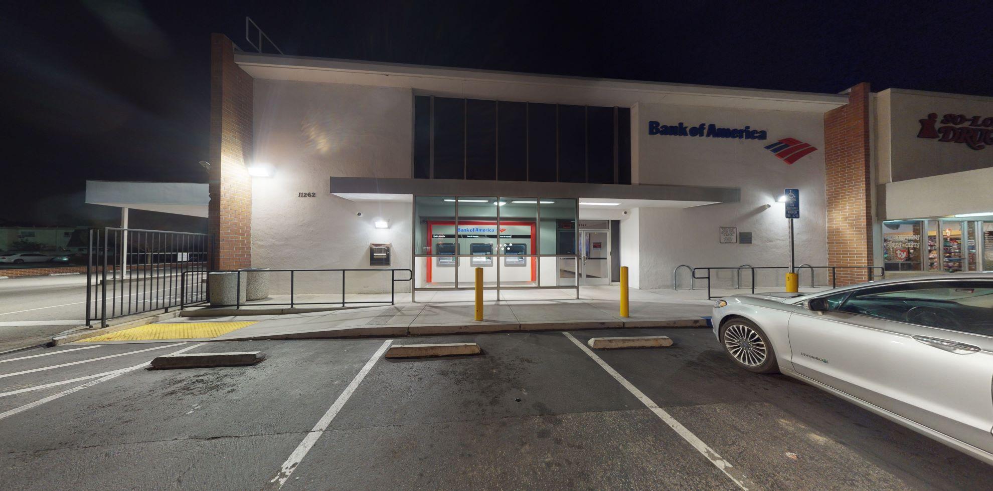 Bank of America financial center with drive-thru ATM   11262 Los Alamitos Blvd, Los Alamitos, CA 90720