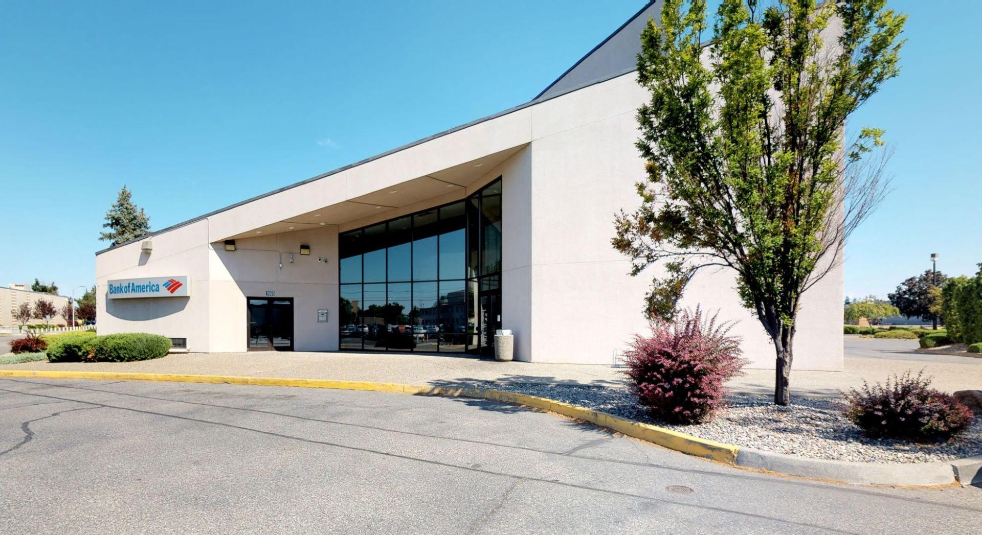 Bank of America financial center with walk-up ATM | 1007 Knight St, Richland, WA 99352