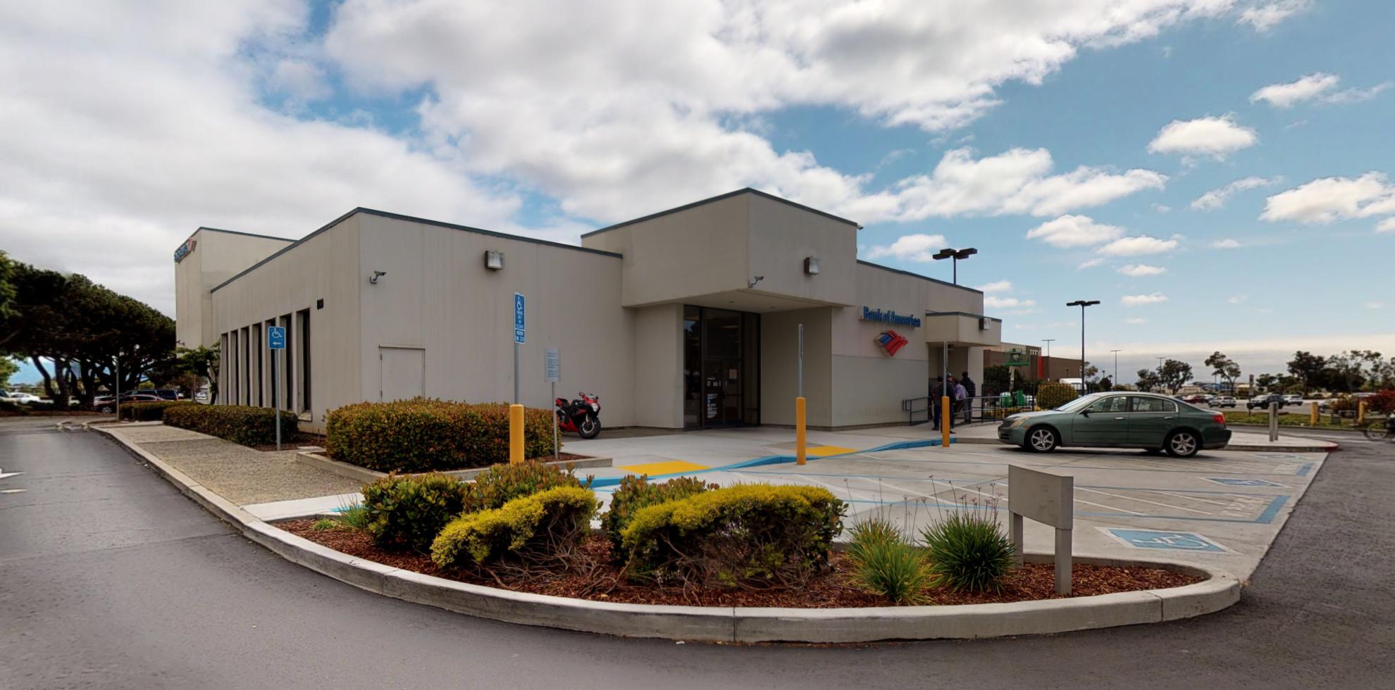 Bank of America financial center with drive-thru ATM | 800 Northridge Shopping Ctr, Salinas, CA 93906