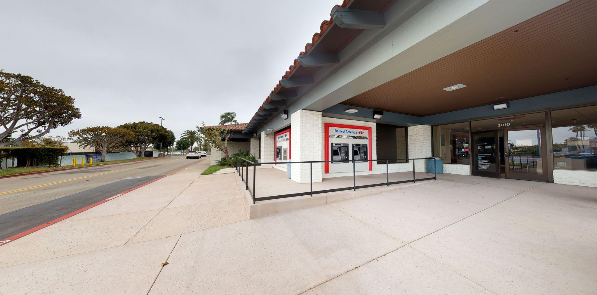 Bank of America financial center with drive-thru ATM | 3016 N Sepulveda Blvd, Manhattan Beach, CA 90266