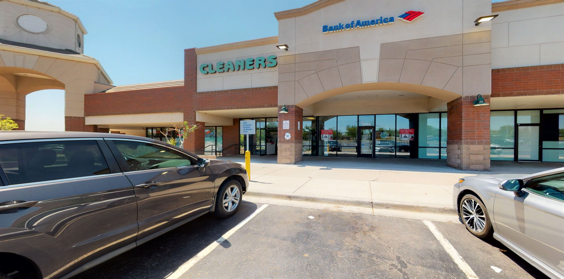 Bank of America Advanced Center with walk-up ATM | 7243 Federal Blvd, Westminster, CO 80030
