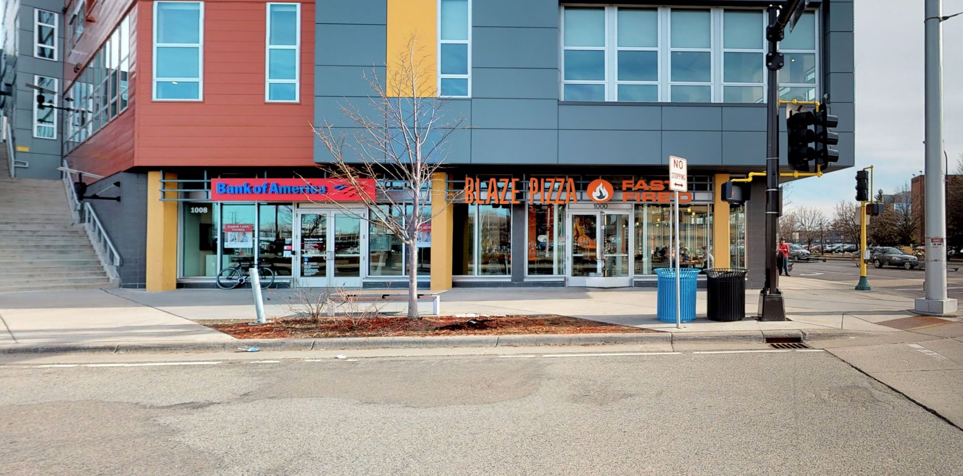 Bank of America Advanced Center with walk-up ATM | 1000 Washington Ave SE, Minneapolis, MN 55414