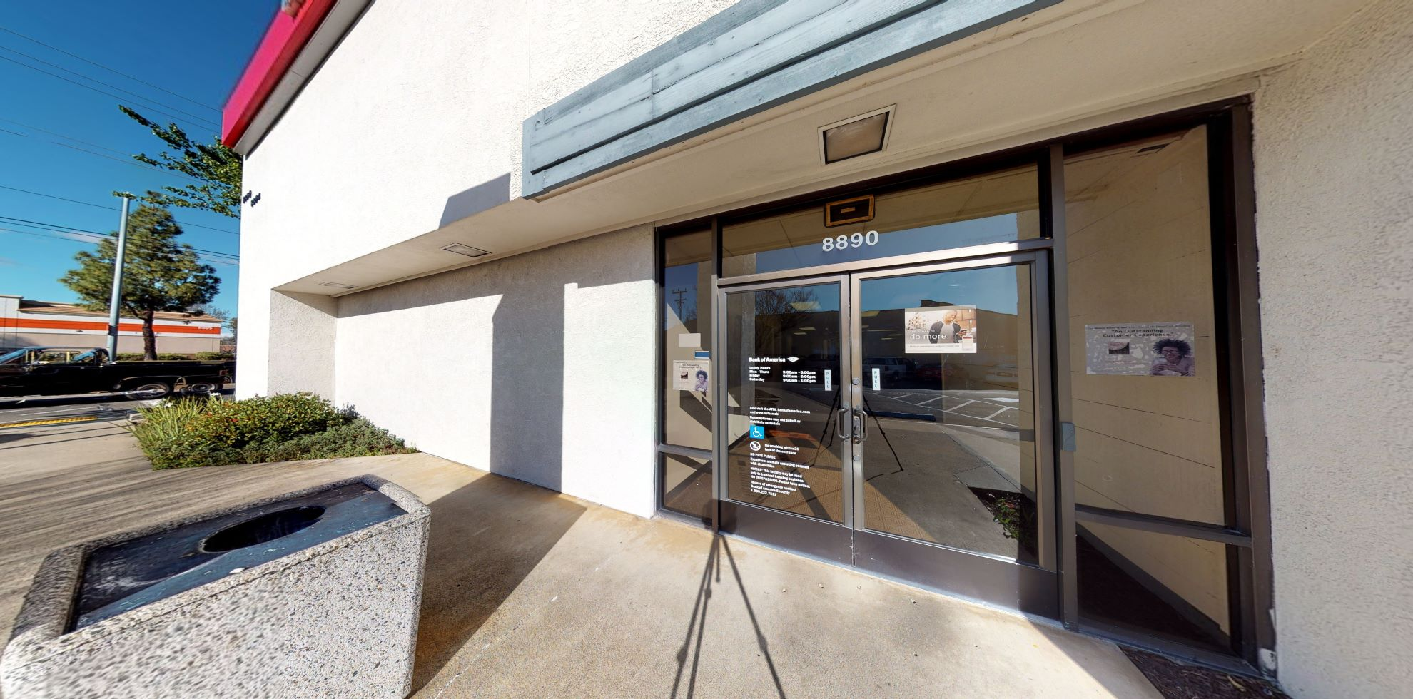 Bank of America financial center with walk-up ATM | 8890 Greenback Ln, Orangevale, CA 95662