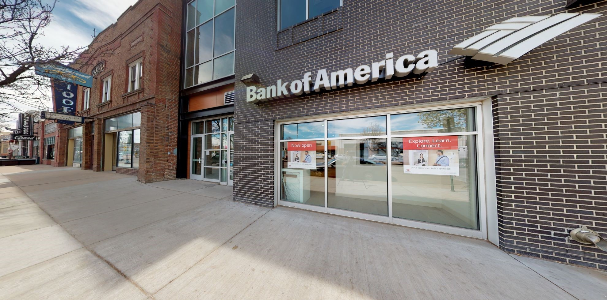 Bank of America Advanced Center with walk-up ATM   3401 S Broadway, Englewood, CO 80113