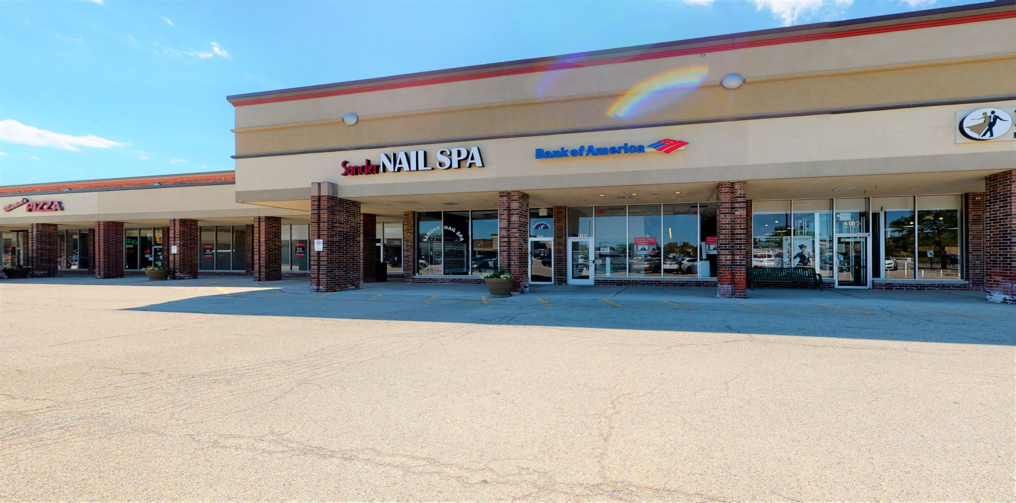 Bank of America Advanced Center with walk-up ATM | 4185 Dundee Rd, Northbrook, IL 60062