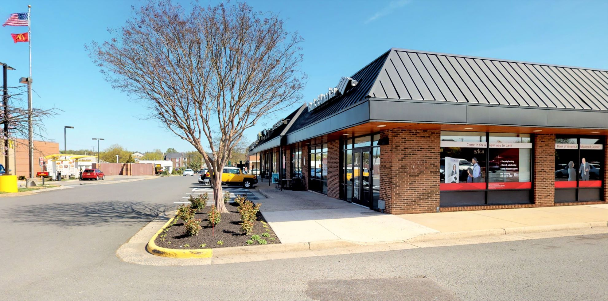 Bank of America Advanced Center with walk-up ATM   13037 Lee Jackson Memorial Hwy STE D, Fairfax, VA 22033