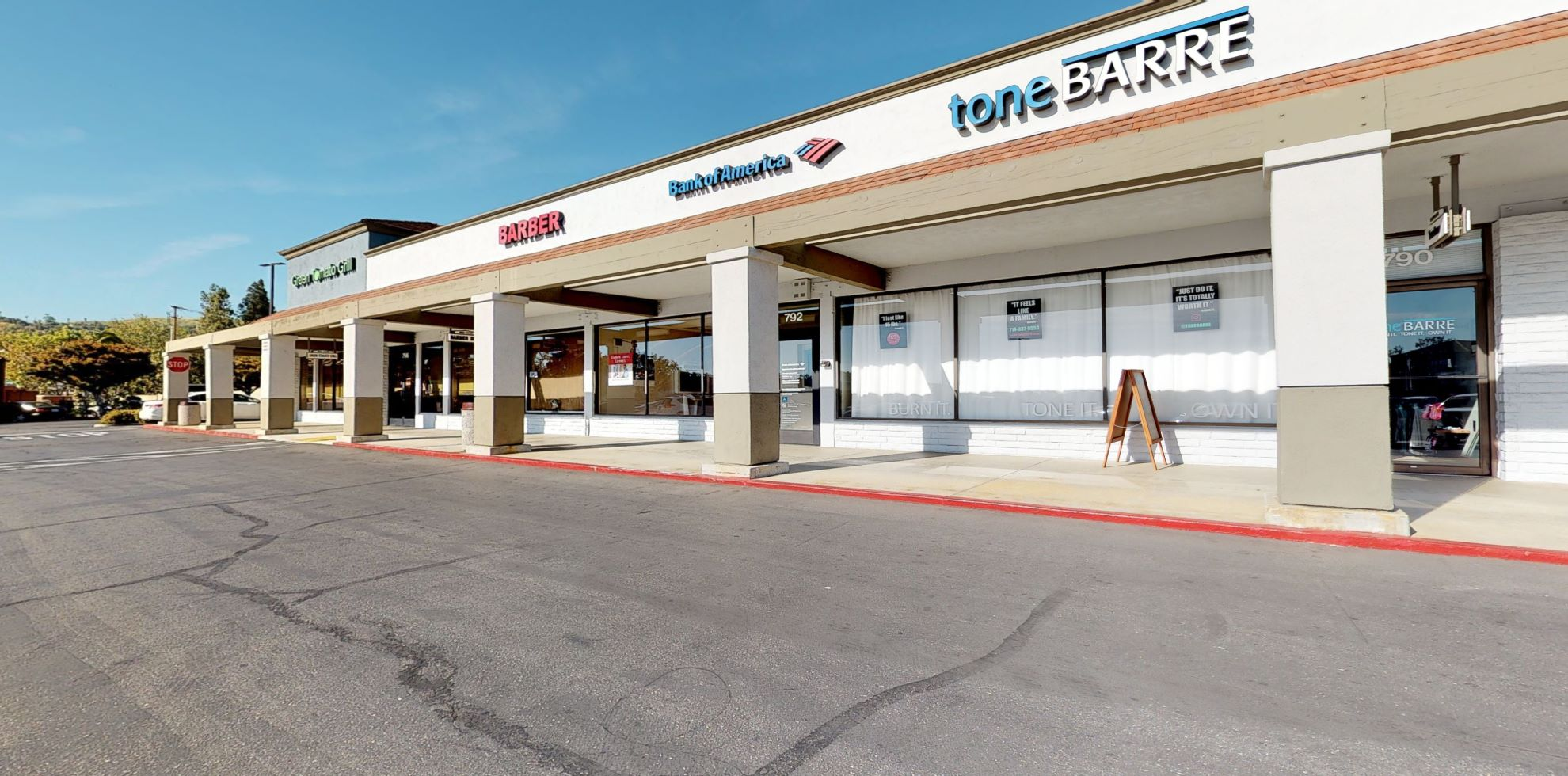Bank of America Advanced Center with walk-up ATM   792 N Brea Blvd, Brea, CA 92821