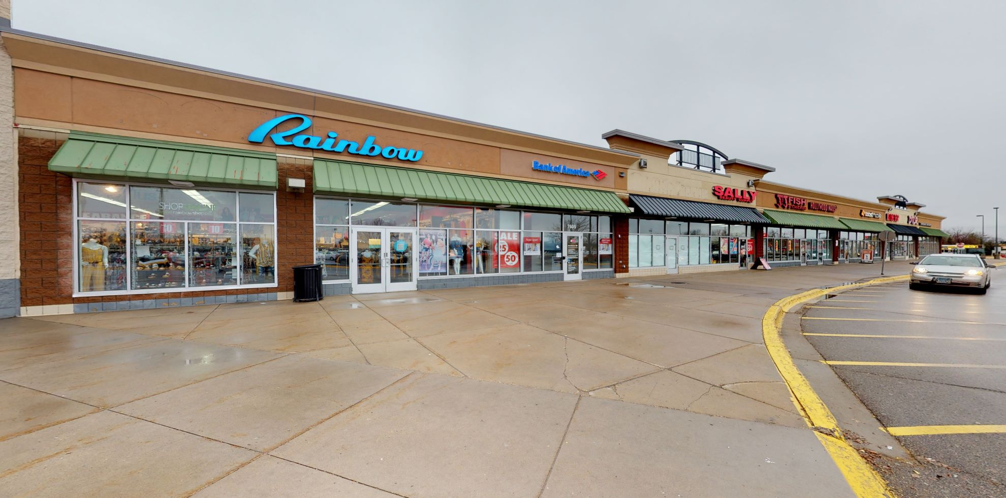 Bank of America Advanced Center with walk-up ATM | 7605 W Broadway Ave STE T8, Brooklyn Park, MN 55428
