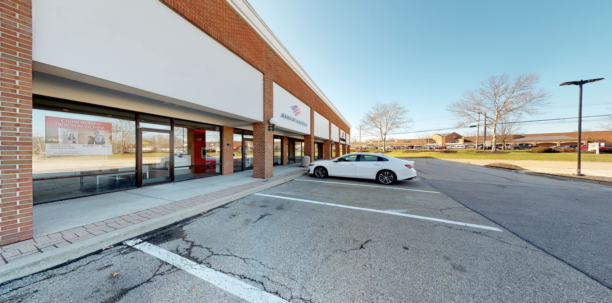 Bank of America Advanced Center with walk-up ATM | 10010 Montgomery Rd, Montgomery, OH 45242