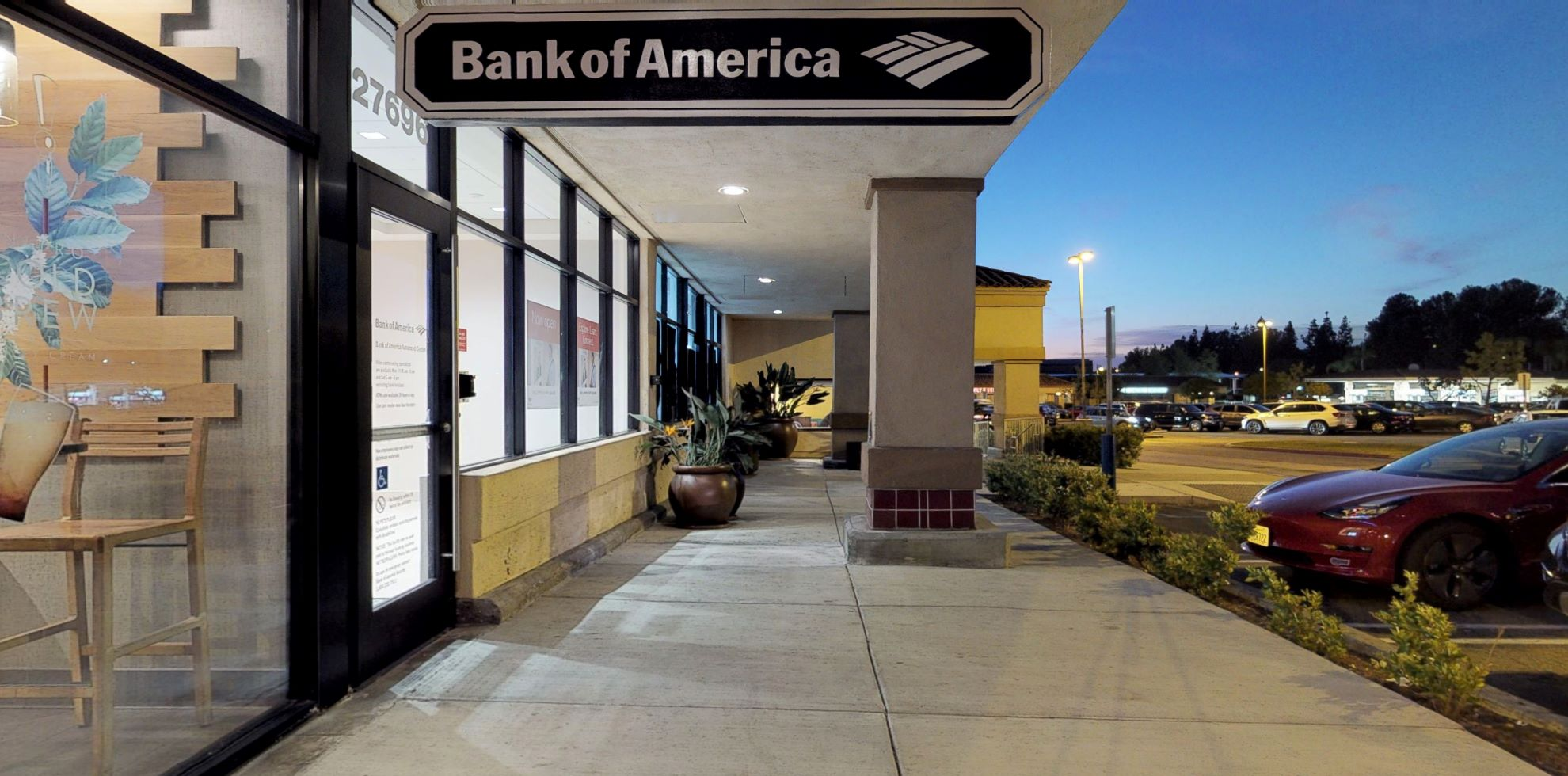 Bank of America Advanced Center with walk-up ATM | 27696 Santa Margarita Pkwy, Mission Viejo, CA 92691