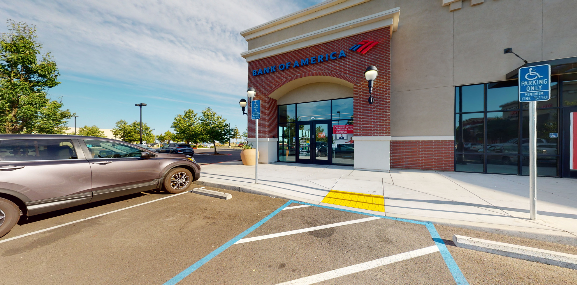 Bank of America Advanced Center with walk-up ATM   2061 Bronze Star Dr STE 300, Woodland, CA 95776