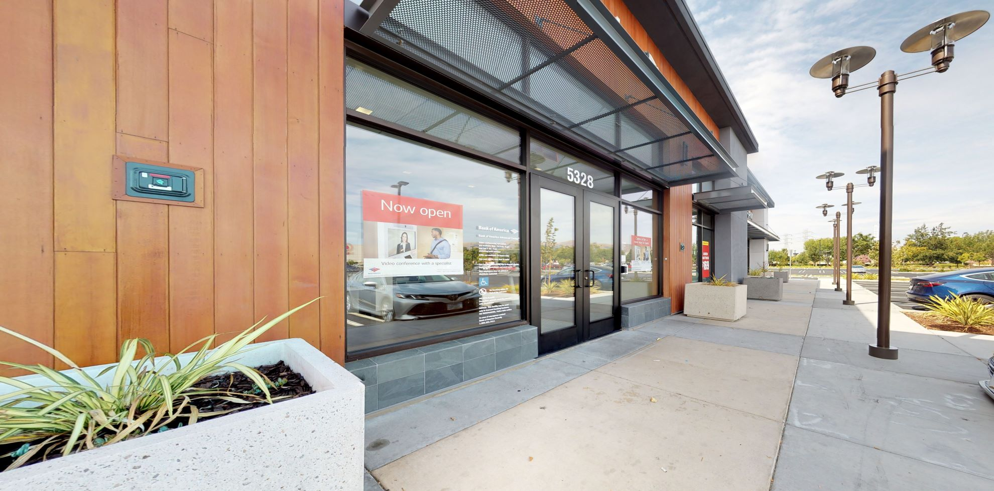 Bank of America Advanced Center with walk-up ATM | 5328 Curie St, Fremont, CA 94538