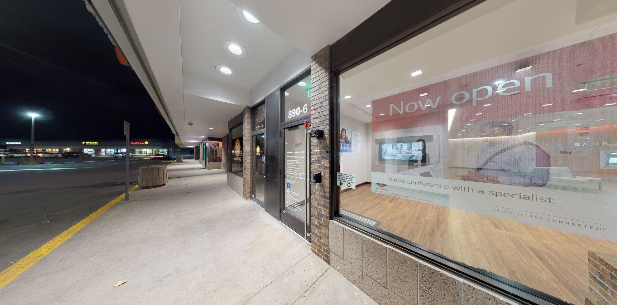 Bank of America Advanced Center with walk-up ATM | 890 S Monaco Pkwy STE 6, Denver, CO 80224