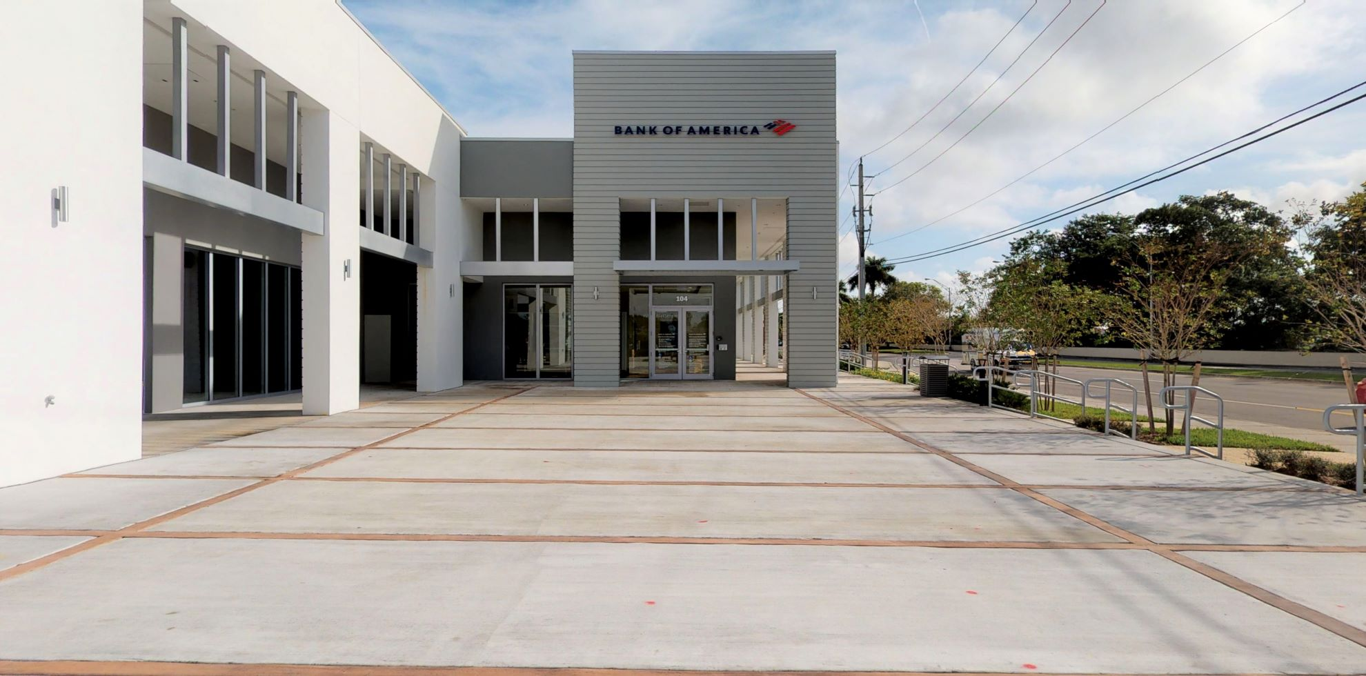 Bank of America Advanced Center with walk-up ATM | 5875 NW 105th Ct STE 104, Doral, FL 33178