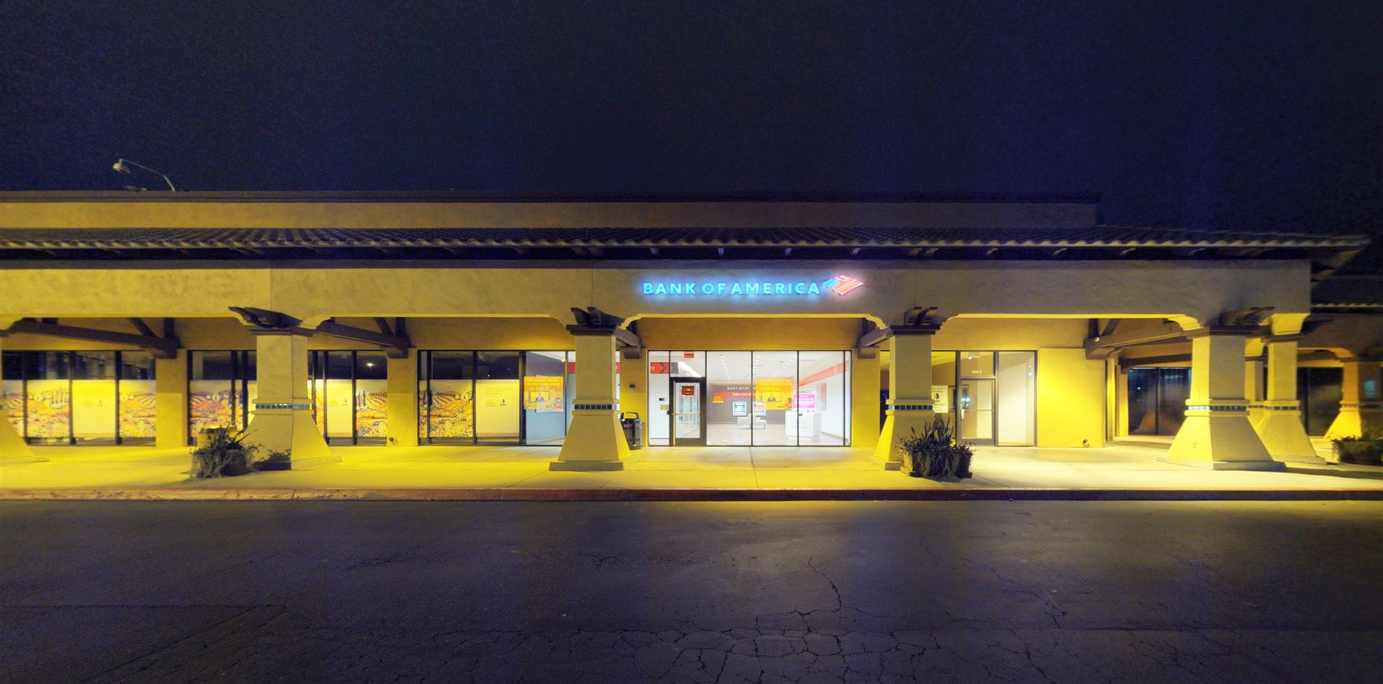 Bank of America Advanced Center with walk-up ATM | 455 College Blvd STE 6, Oceanside, CA 92057