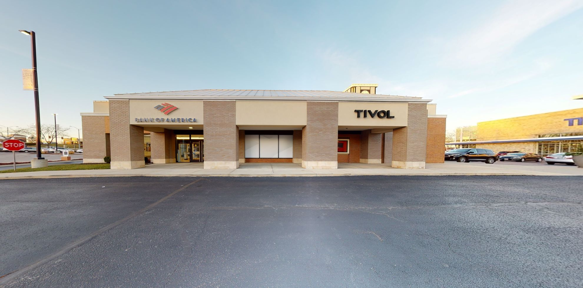 Bank of America Advanced Center with walk-up ATM   4731 W 119th St, Overland Park, KS 66209