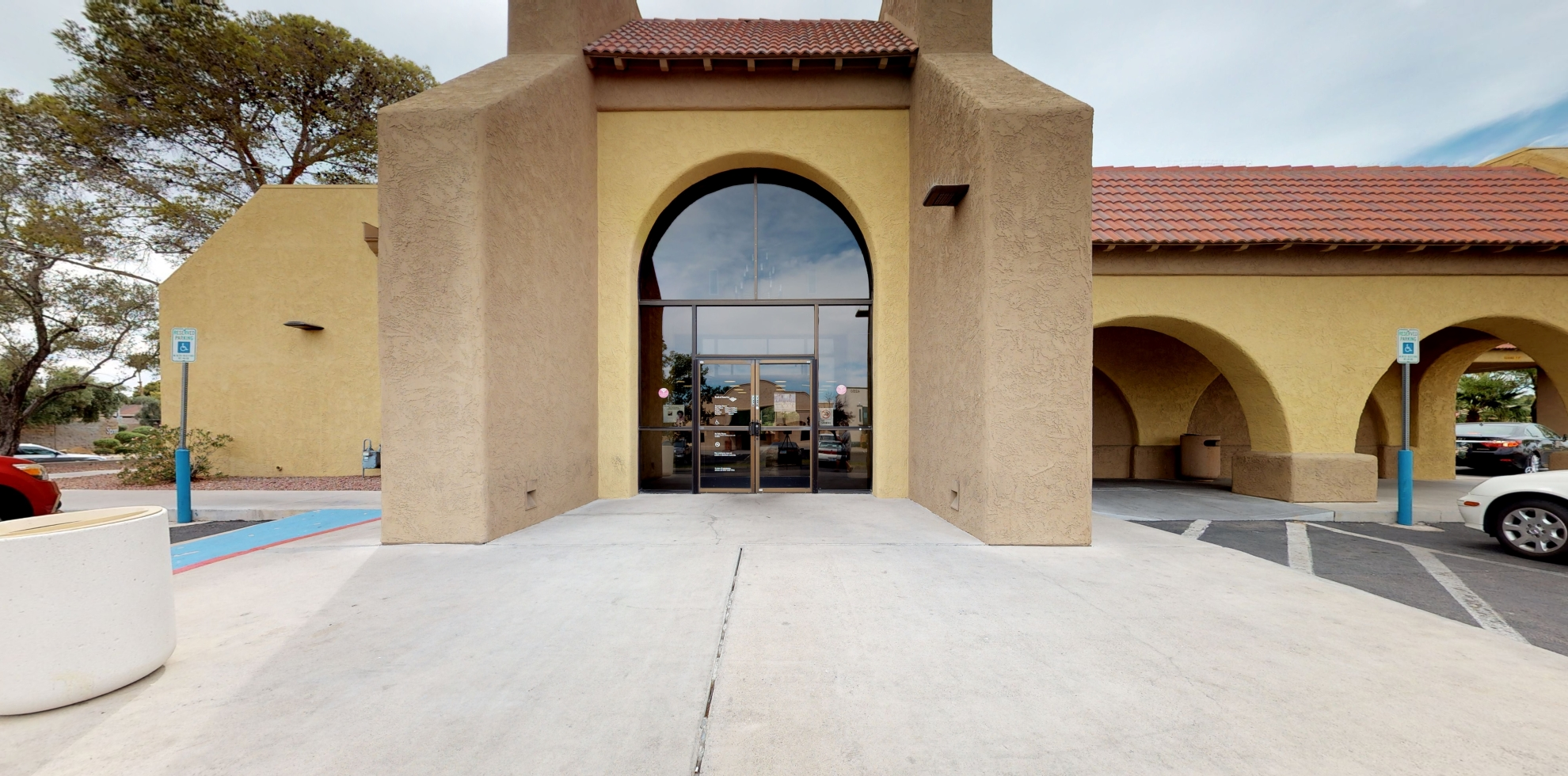 Bank of America financial center with drive-thru ATM | 4290 S Rainbow Blvd, Las Vegas, NV 89103