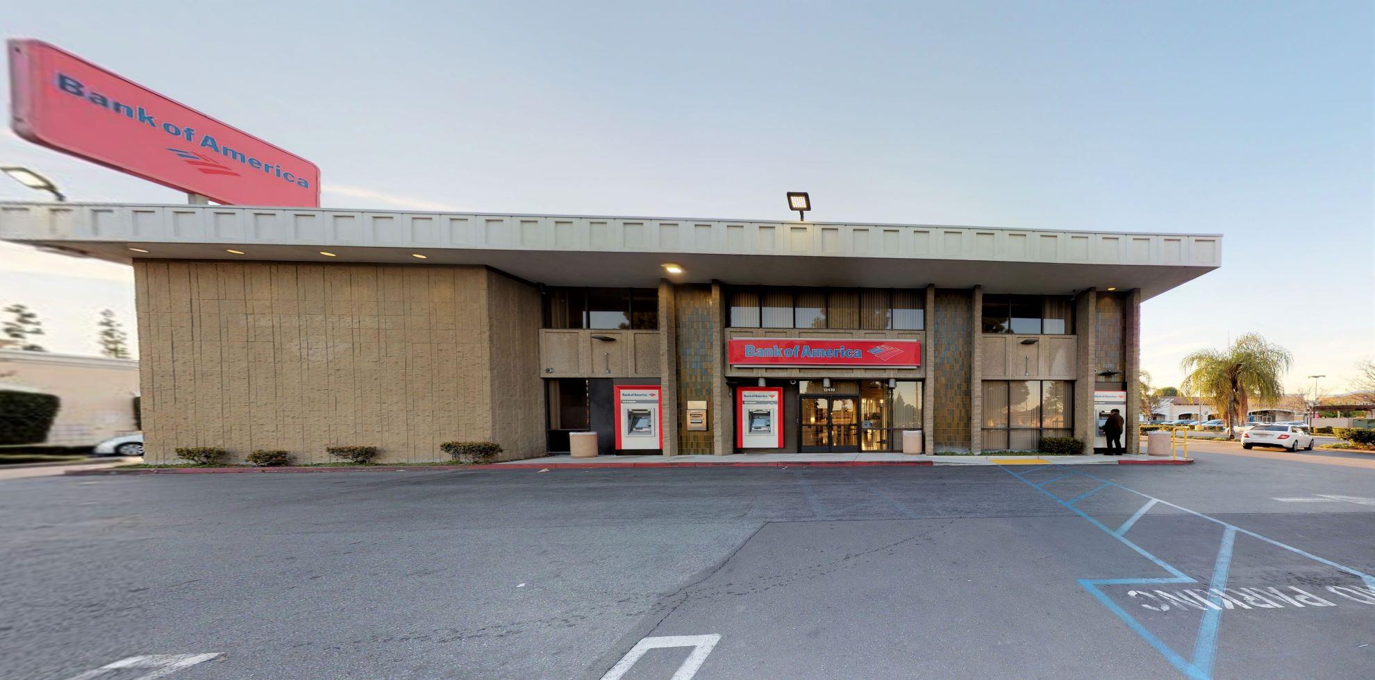 Bank of America financial center with walk-up ATM | 12419 Norwalk Blvd, Norwalk, CA 90650