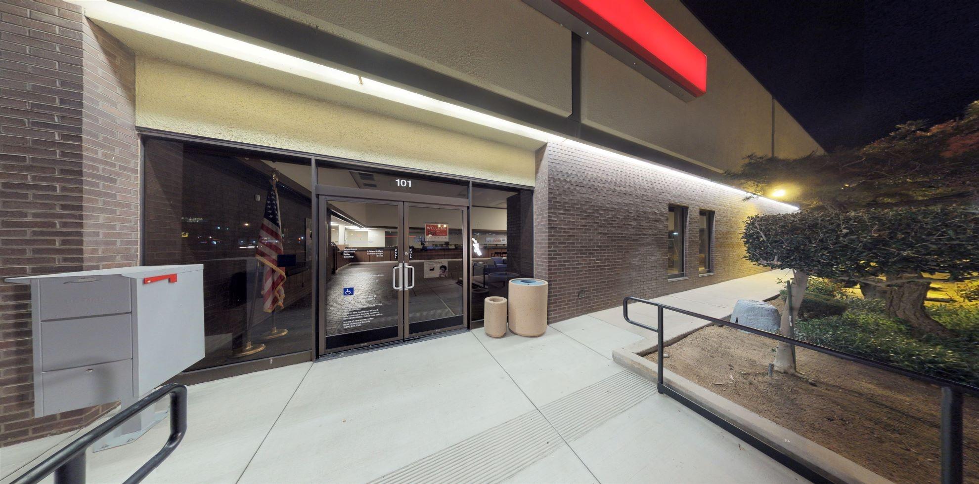 Bank of America financial center with drive-thru ATM   101 W Ridgecrest Blvd, Ridgecrest, CA 93555
