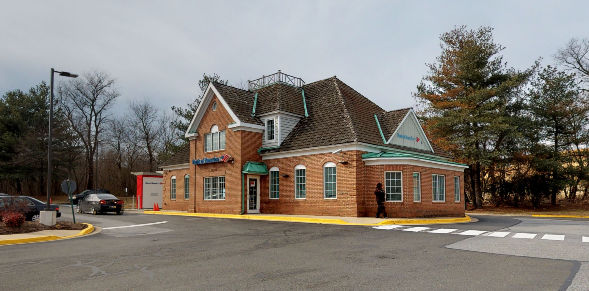 Bank of America financial center with drive-thru ATM   10200 Lake Arbor Way, Mitchellville, MD 20721
