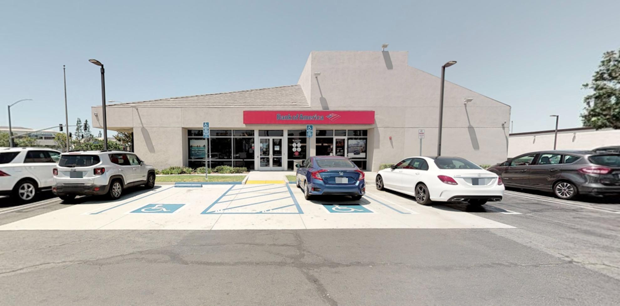 Bank of America financial center with drive-thru ATM   6210 Beach Blvd, Buena Park, CA 90621