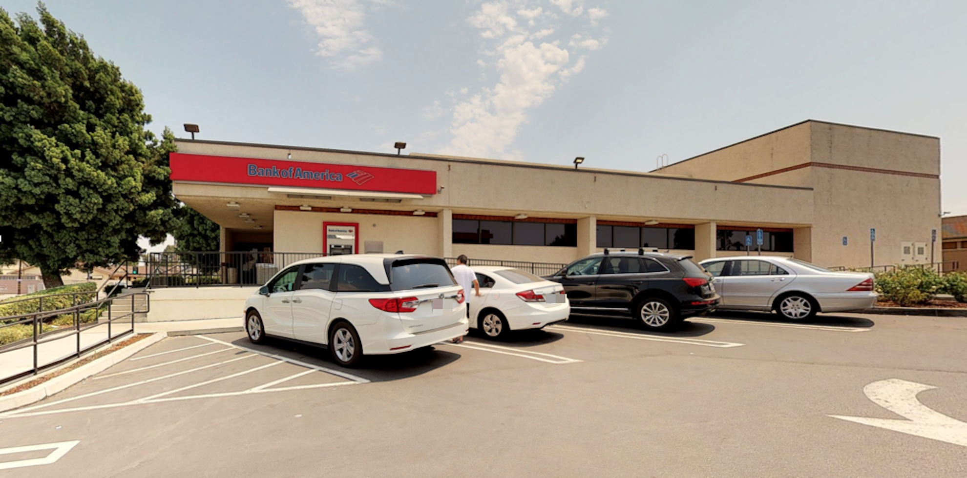 Bank of America financial center with drive-thru ATM | 1501 Nogales St, Rowland Heights, CA 91748
