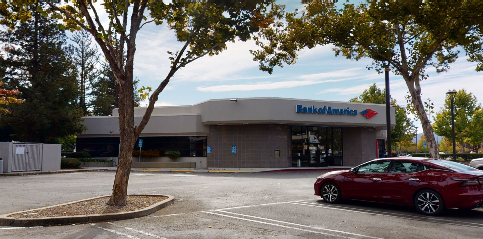 Bank of America financial center with walk-up ATM | 1053 Sunvalley Blvd, Concord, CA 94520