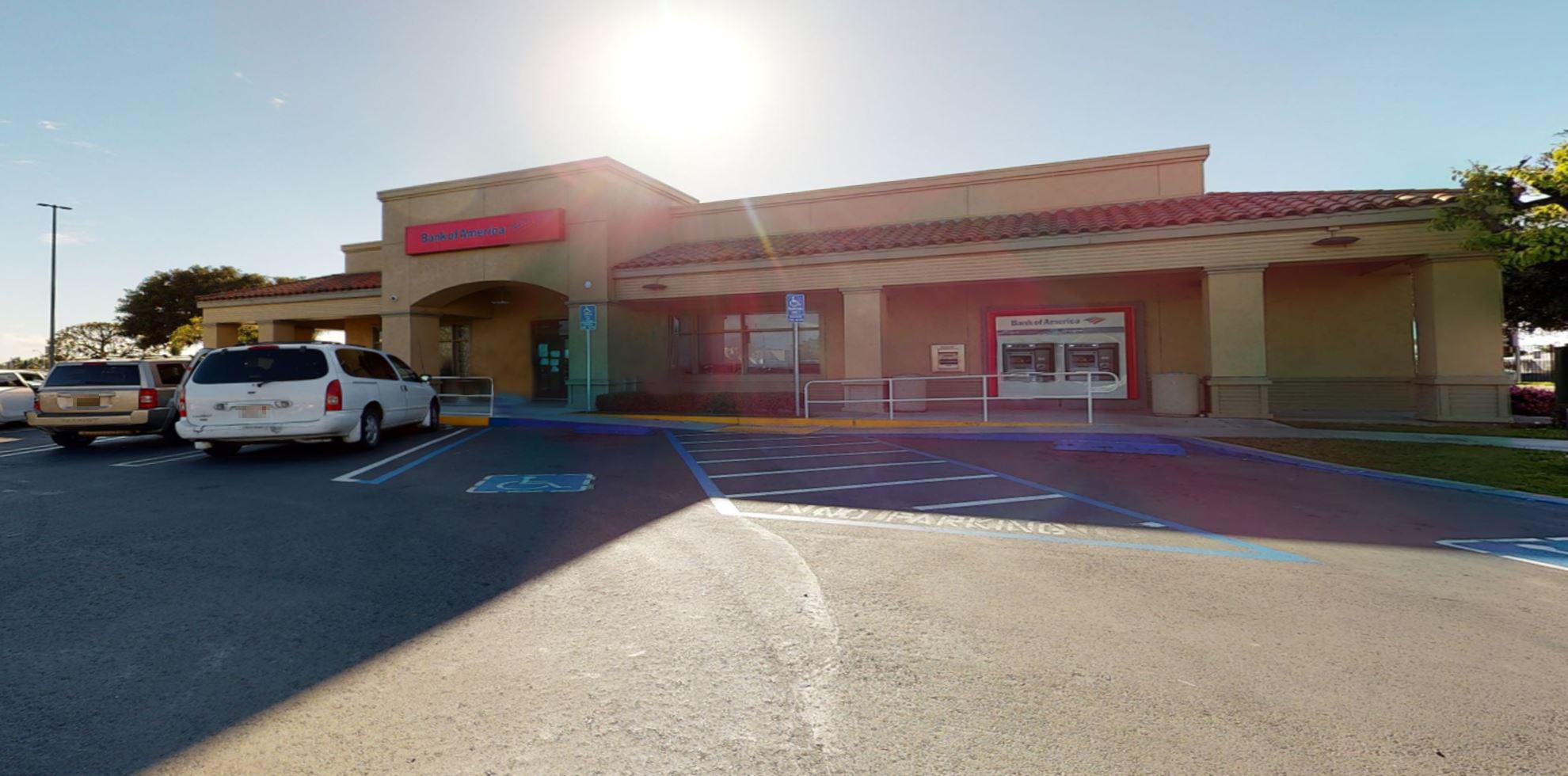 Bank of America financial center with drive-thru ATM | 605 Saturn Blvd, San Diego, CA 92154