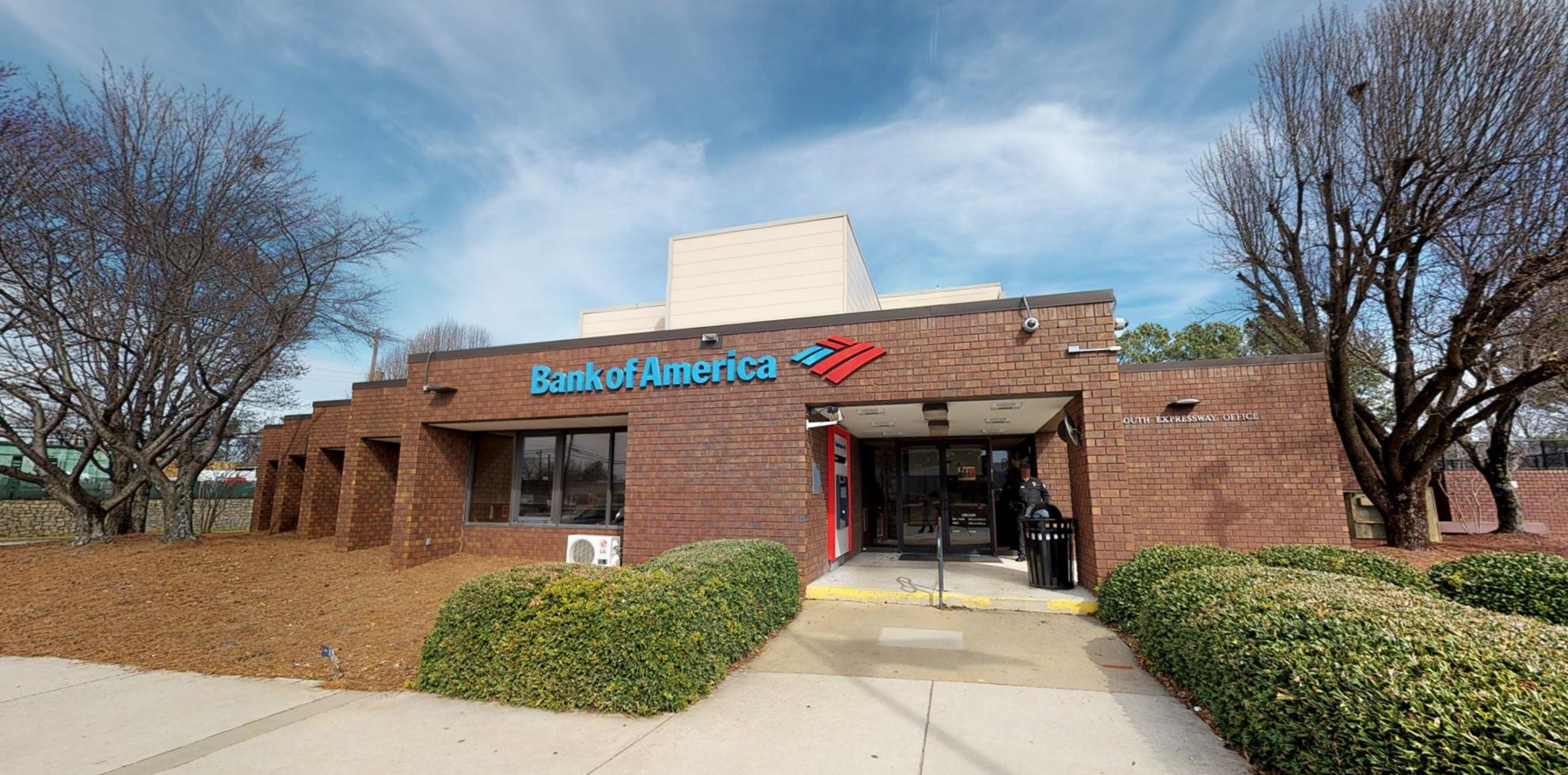 Bank of America drive-thru ATM | 3800 Browns Mill Rd Se, Atlanta, GA 30354