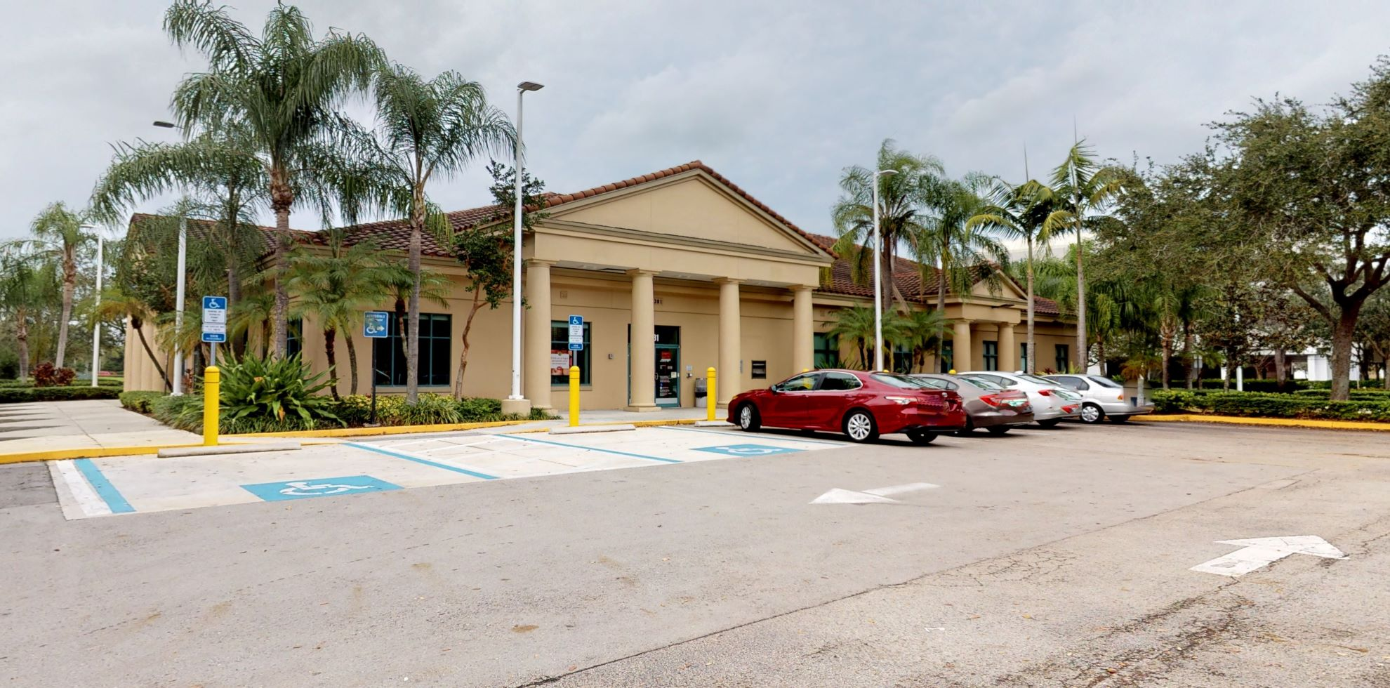 Bank of America financial center with walk-up ATM | 1381 Weston Rd, Weston, FL 33326