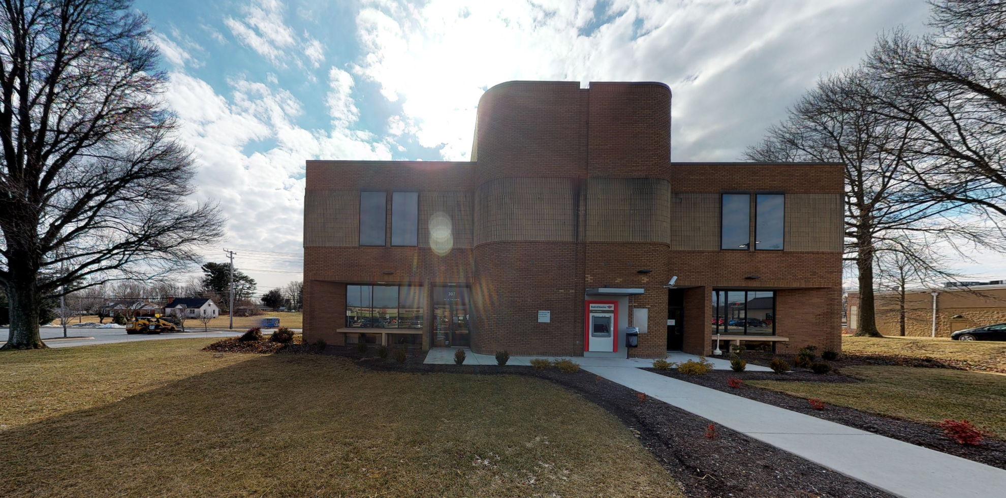 Bank of America financial center with drive-thru ATM | 307 S Tollgate Rd, Bel Air, MD 21014