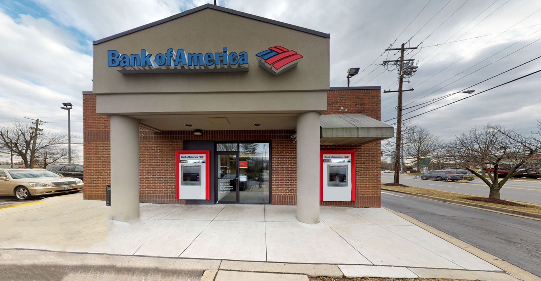Bank of America financial center with walk-up ATM | 6966 Temple Hill Rd, Temple Hills, MD 20748
