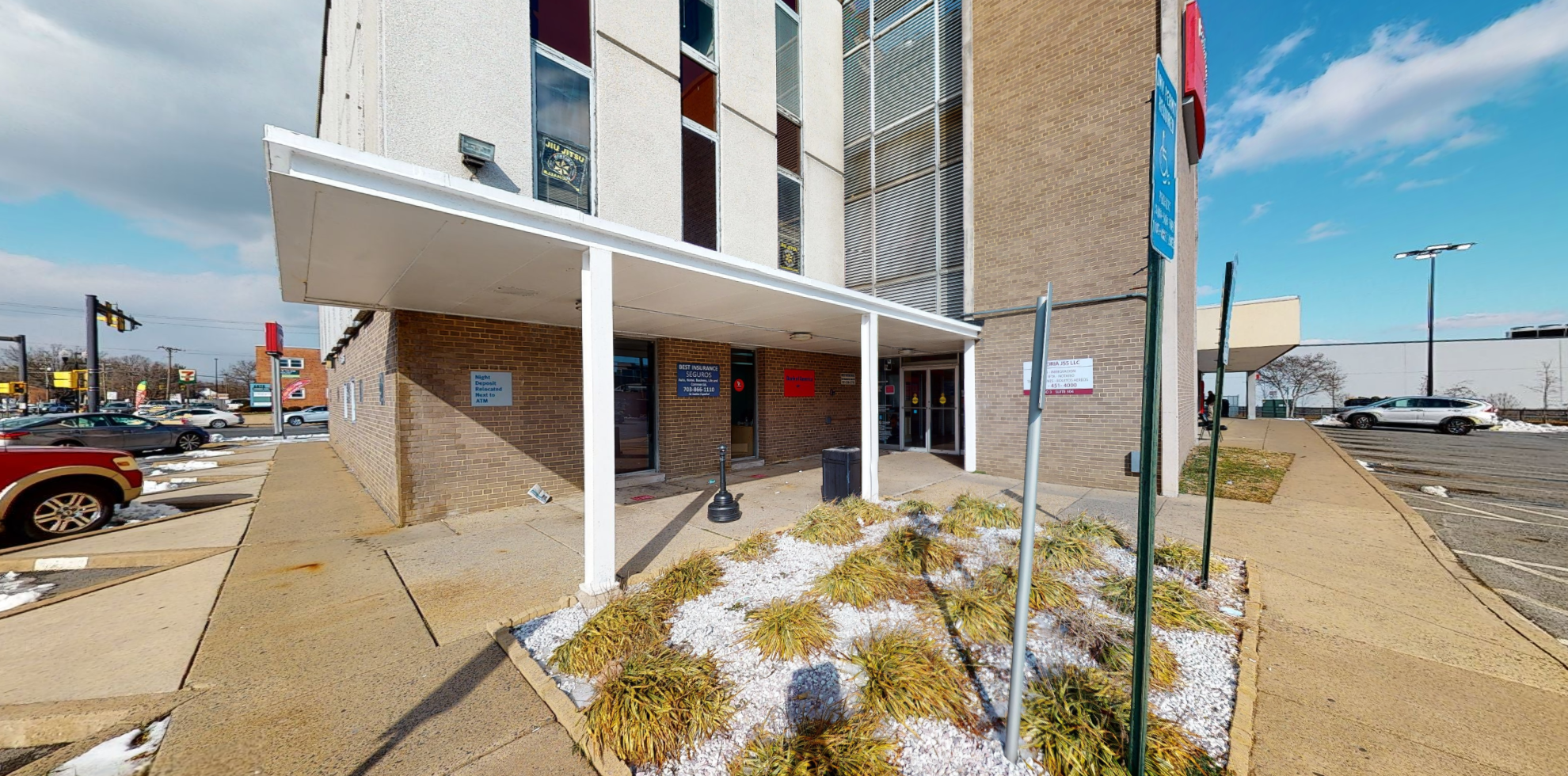 Bank of America financial center with drive-thru ATM | 6315 Backlick Rd, Springfield, VA 22150