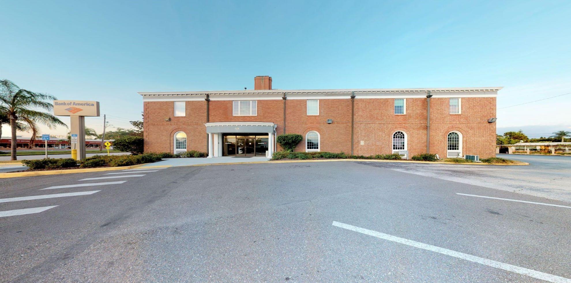 Bank of America financial center with drive-thru ATM   125 Indian Rocks Rd N, Belleair Bluffs, FL 33770