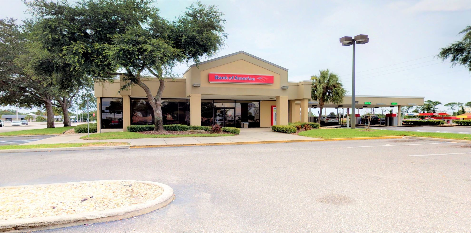 Bank of America financial center with drive-thru ATM and teller | 2135 US Highway 1 S, Saint Augustine, FL 32086