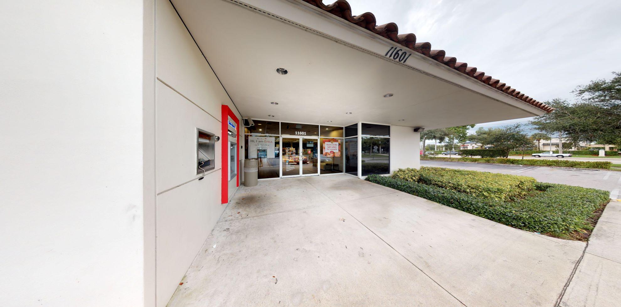Bank of America financial center with drive-thru ATM | 11601 Okeechobee Blvd, Royal Palm Beach, FL 33411
