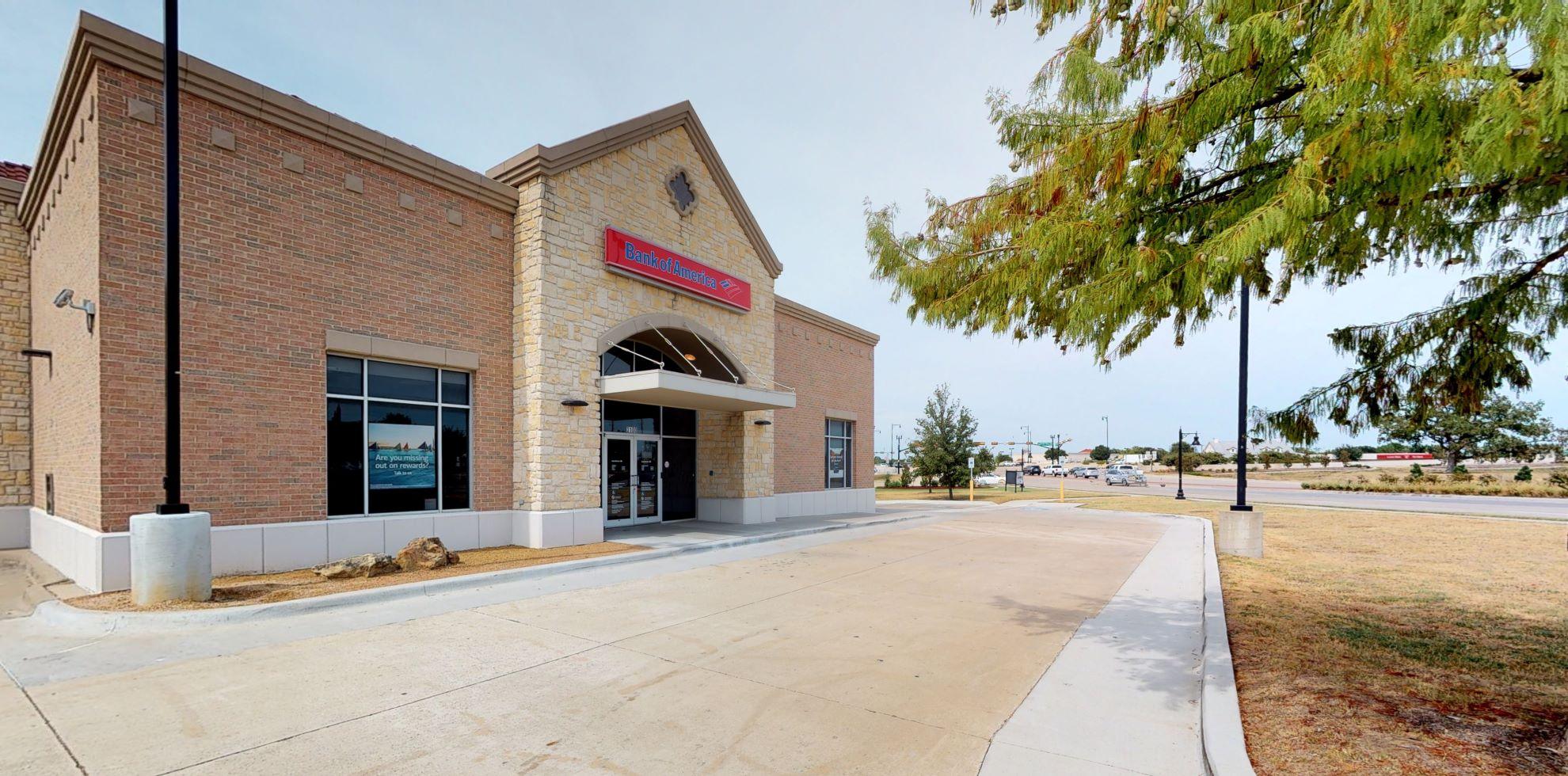 Bank of America financial center with drive-thru ATM   3100 E Southlake Blvd, Southlake, TX 76092