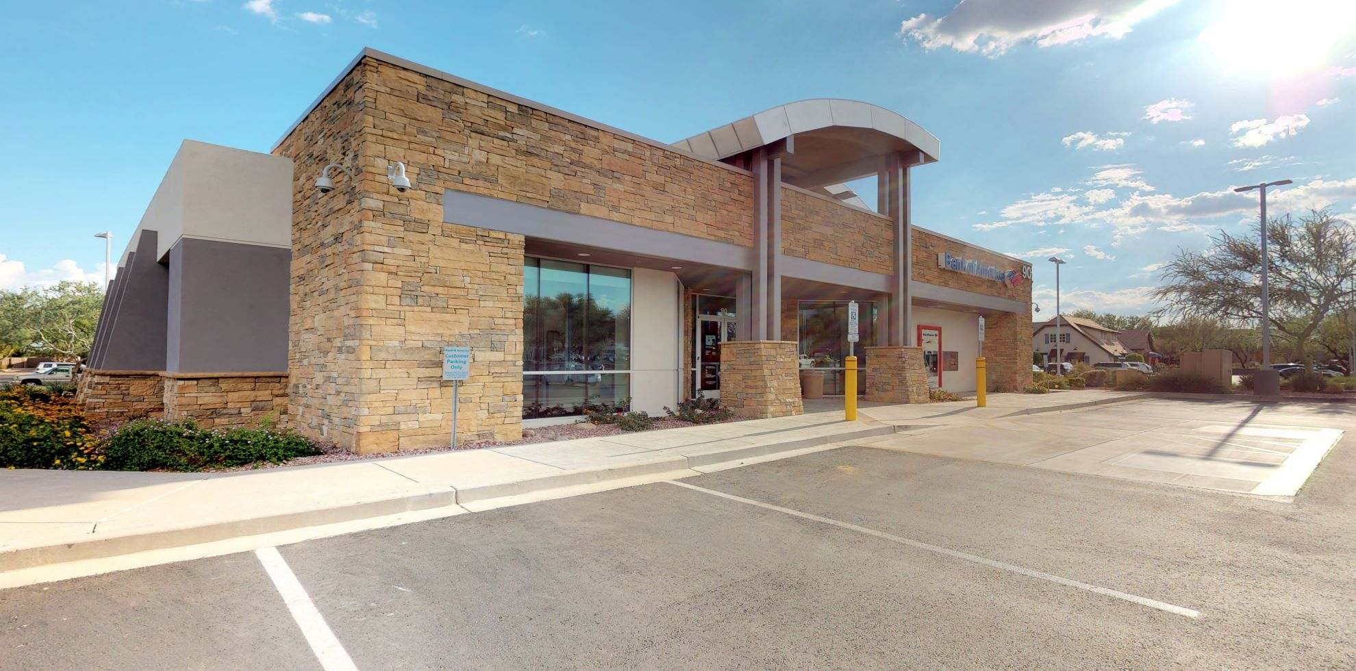 Bank of America financial center with drive-thru ATM | 21001 N Tatum Blvd STE 90, Phoenix, AZ 85050