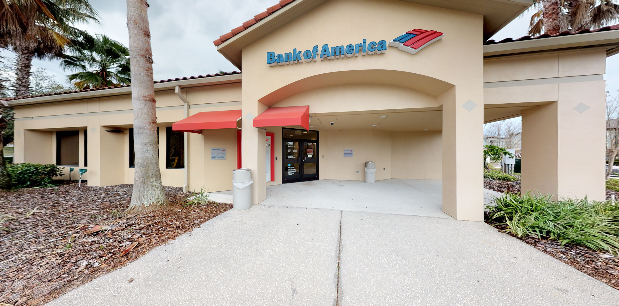 Bank of America financial center with drive-thru ATM | 5320 W State Road 46, Sanford, FL 32771