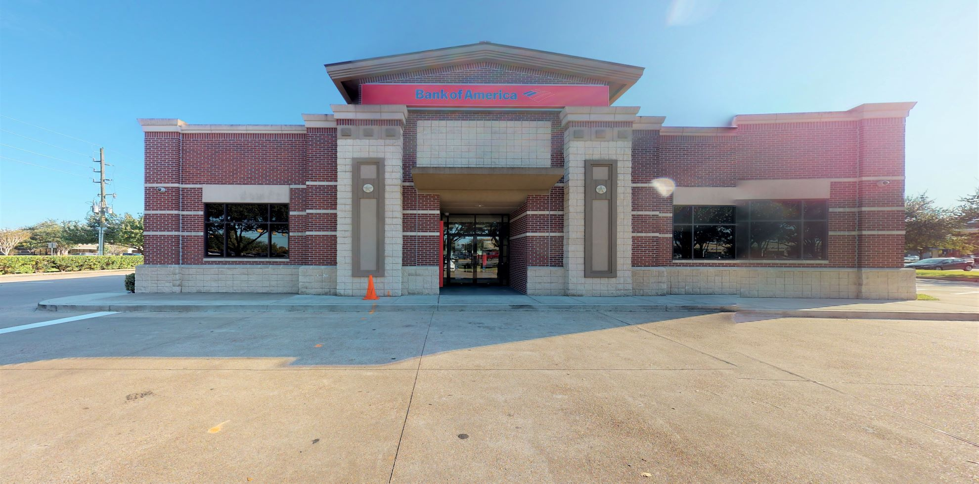 Bank of America financial center with drive-thru ATM | 10200 Broadway St, Pearland, TX 77584