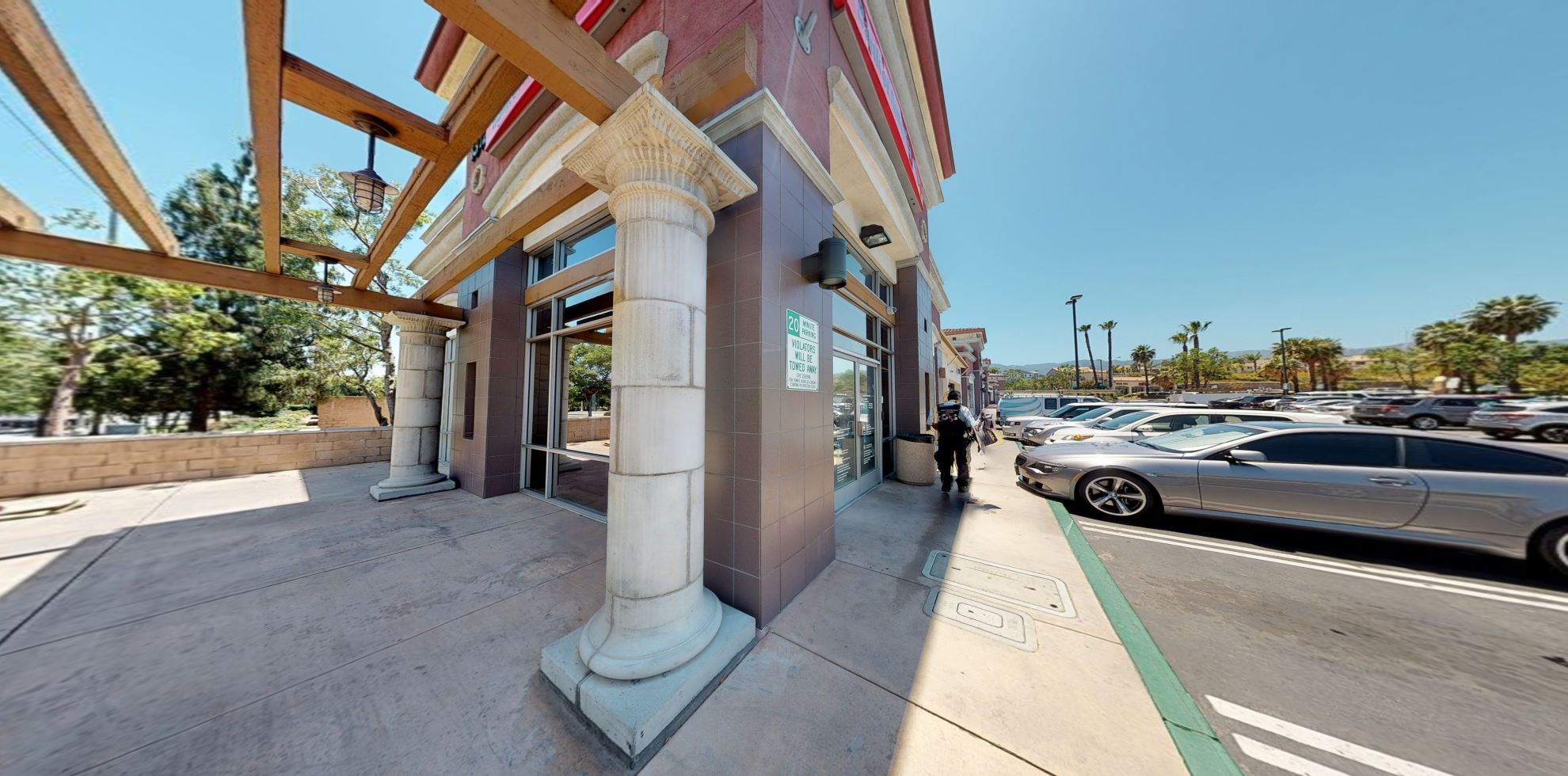 Bank of America financial center with walk-up ATM | 1312 E Ontario Ave STE 101, Corona, CA 92881
